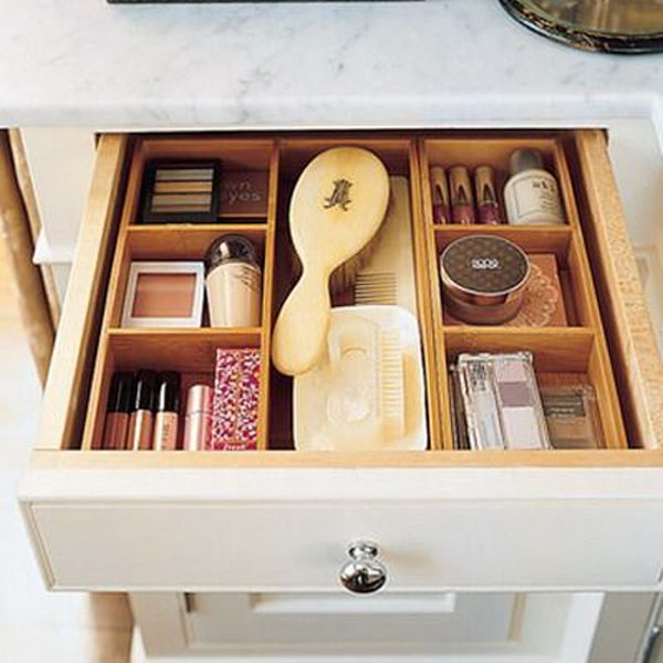 organizing the beauty products (3)