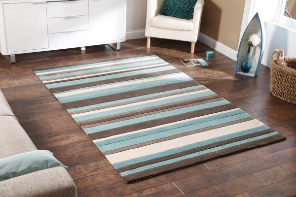 rugs with stripes