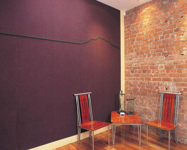 wall carpeting
