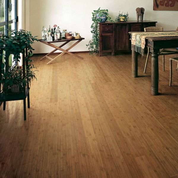 The good the bad and the ugly of bamboo flooring for Can you change the color of bamboo flooring