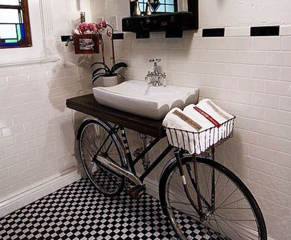 Bicycle sink 3