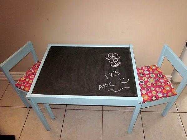 Chalkboard table designs (2)
