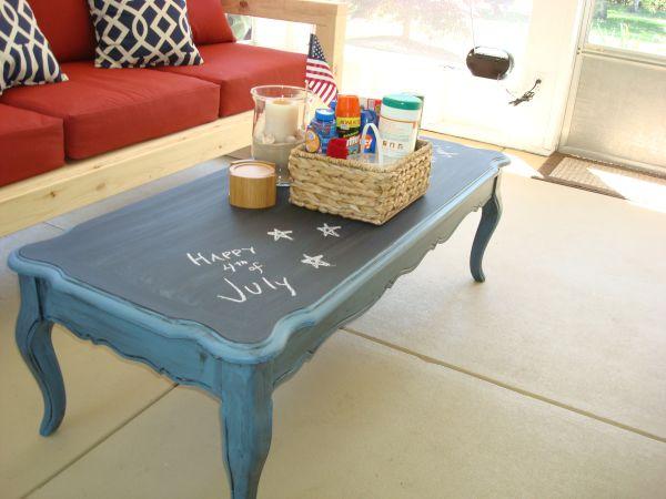 Chalkboard table designs (4)