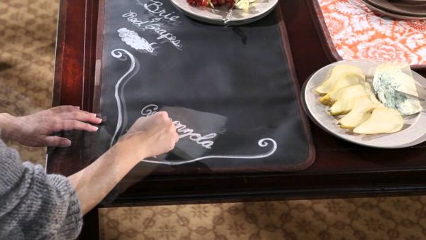 Chalkboard table designs (5)