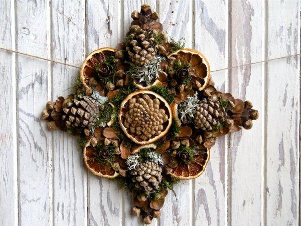Decorative Pine Cones