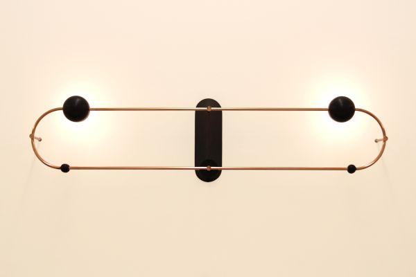 Node sculptural lamps  3