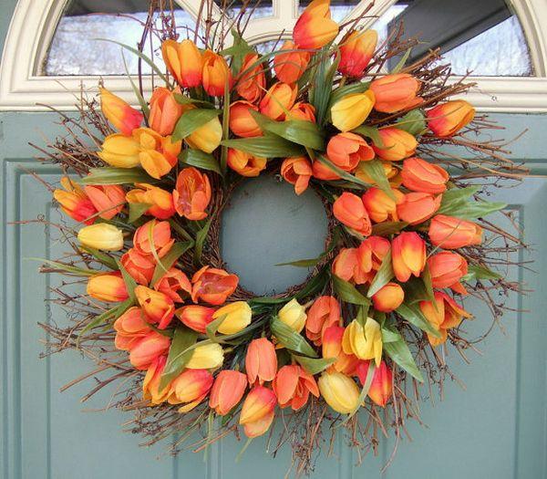 Springy Wreaths