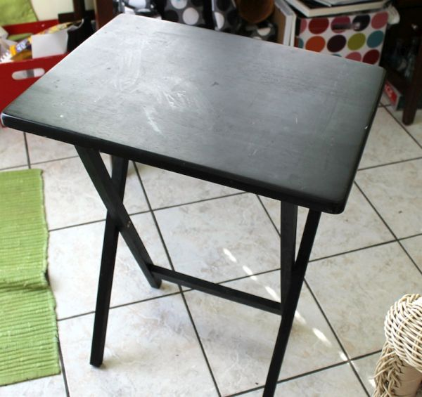 TV Tray tables  (5)