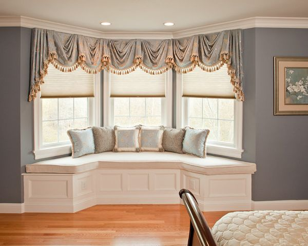 bay window with curtains (1)
