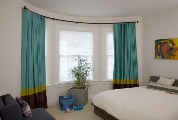 bay window with curtains (5)