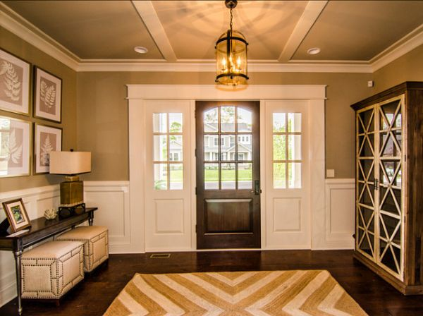 Foyer Entry Guide : Creating a home entryway design inspired by school