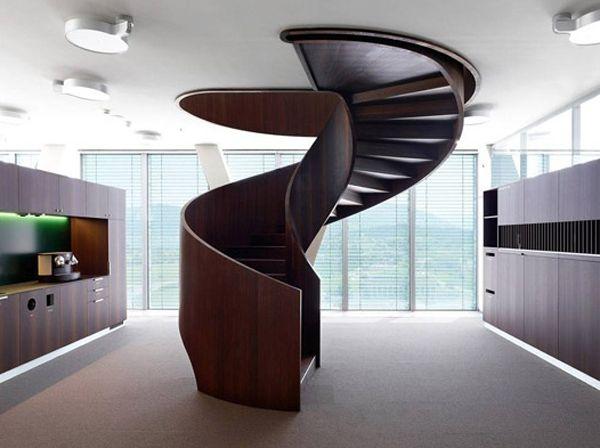 stunning spiral staircase (2)