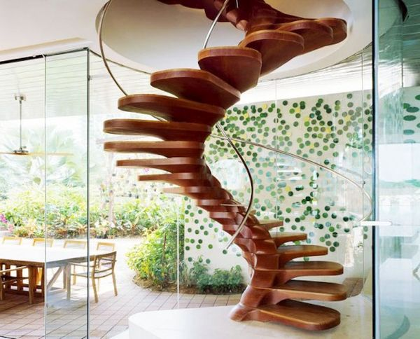 stunning spiral staircase (3)