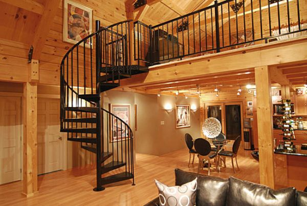 stunning spiral staircase (4)