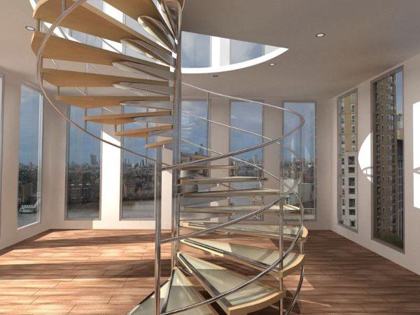 stunning spiral staircase (7)