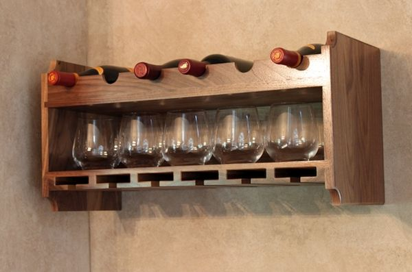wine glass Shelf racks 44