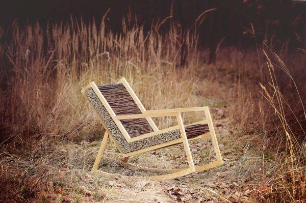 HALUZ Rocking Chair 2