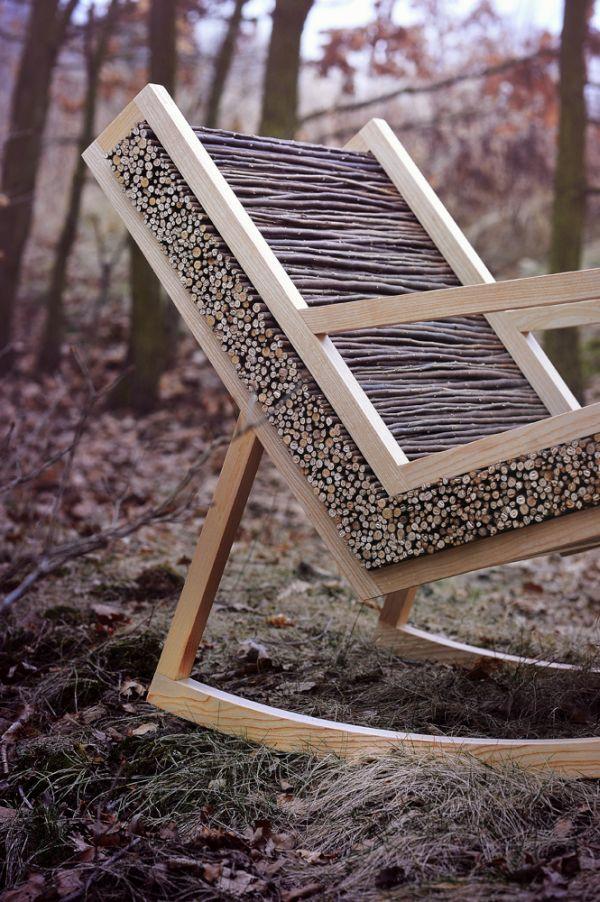 HALUZ Rocking Chair 3