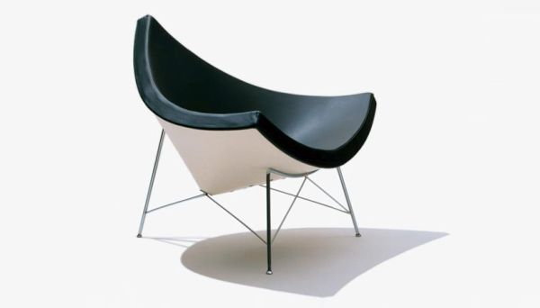 Modernist Coconut Chair by George Nelson 1