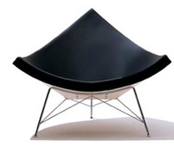 Modernist Coconut Chair by George Nelson 2