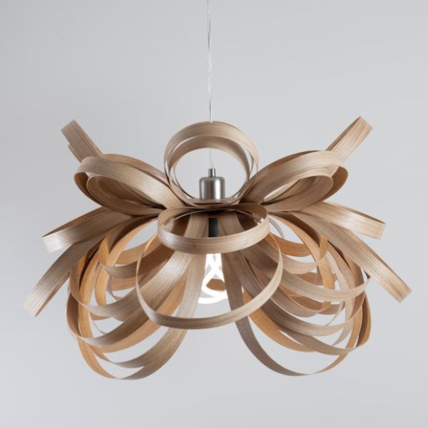 Tom Raffield's Butterfly Lighting collection 3