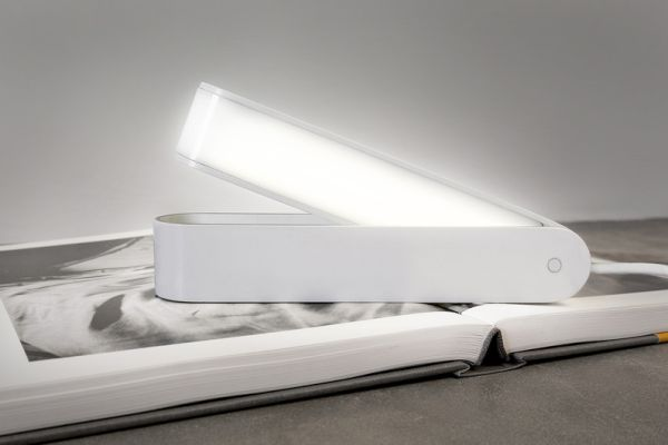 folding light design by Antonio Virga 1