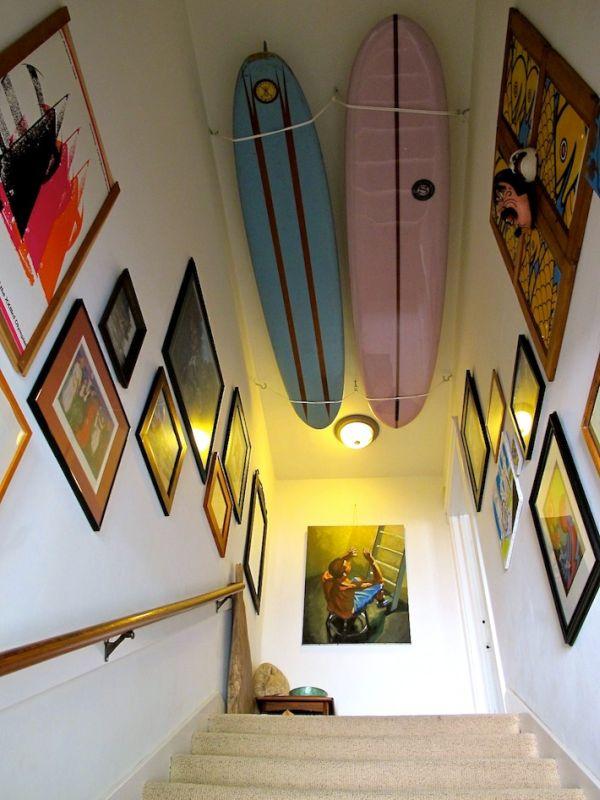 Ceiling light holders