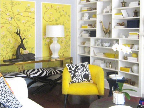 Framed Wallpapers