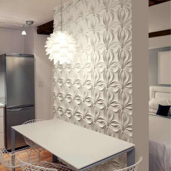 Gorgeous removable wall treatment