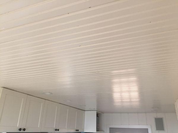 Beadboard ceiling 1