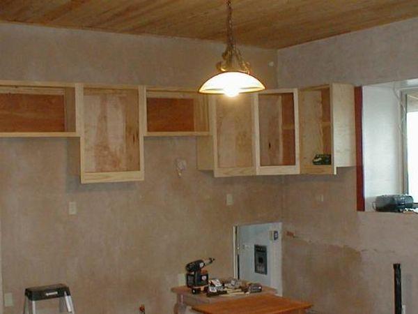 Kitchen Cabinet Frames (3)
