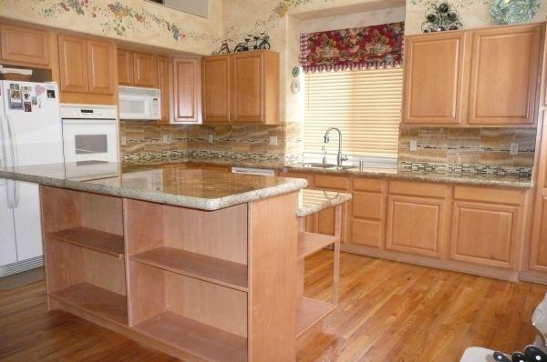 Kitchen Cabinet Frames (4)
