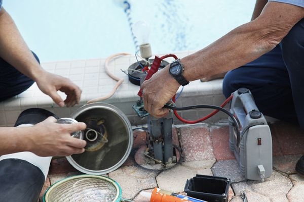 Pool Repair and Installation Services