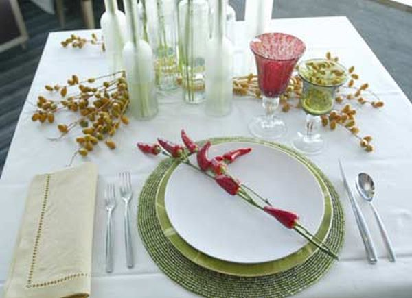 Contemporary Table Setting Ideas (4)