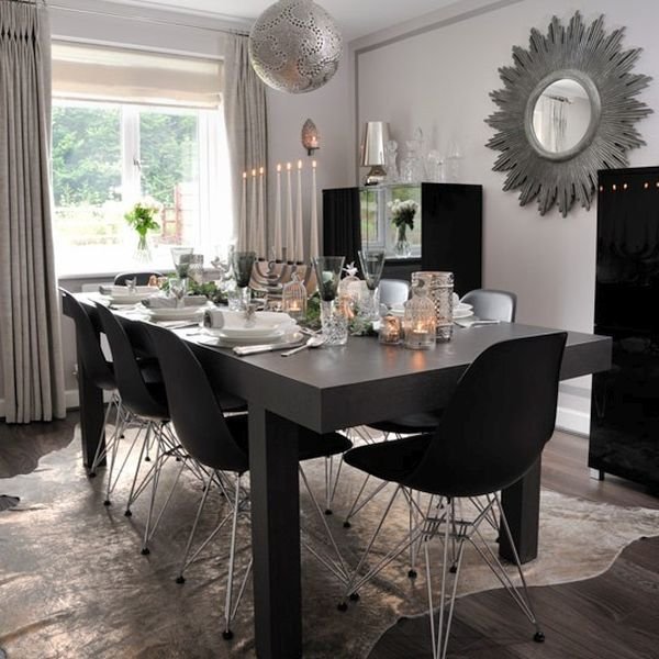 Contemporary Table Setting Ideas (6)