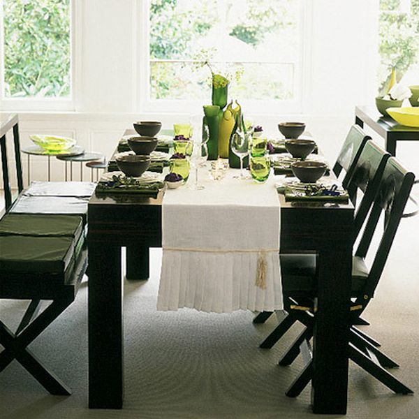 Contemporary Table Setting Ideas (7)