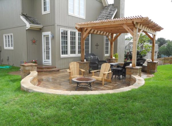 Great Outdoor Deck Ideas  (2)