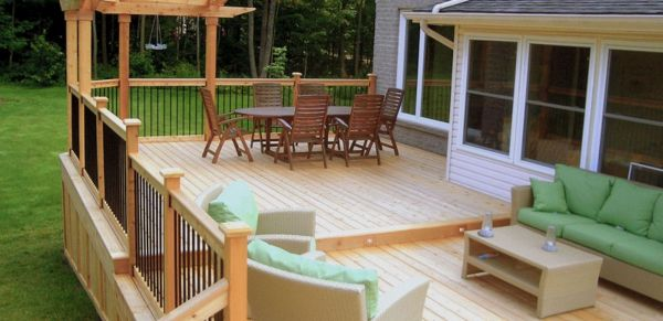 Great Outdoor Deck Ideas  (3)
