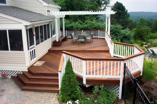 Great Outdoor Deck Ideas  (4)