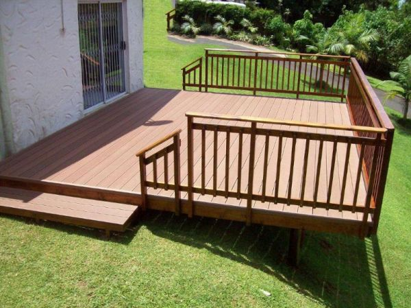 Great Outdoor Deck Ideas  (6)
