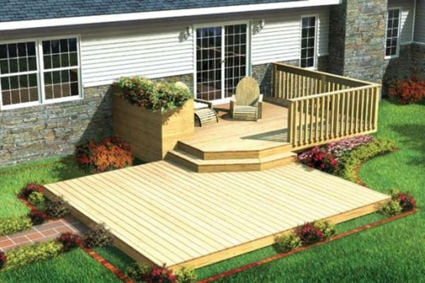 Great Outdoor Deck Ideas  (7)