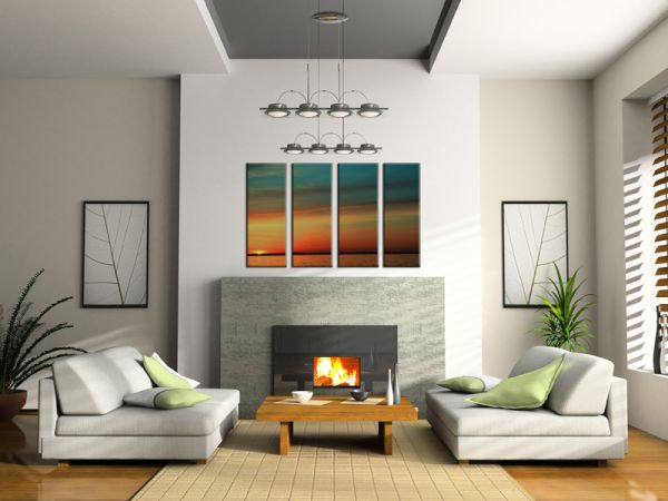 displaying art in your home (1)