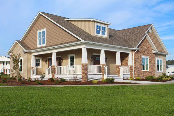 home's exterior