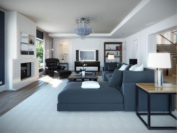 30 transitional home designs home designs designtrends - Homebest.top