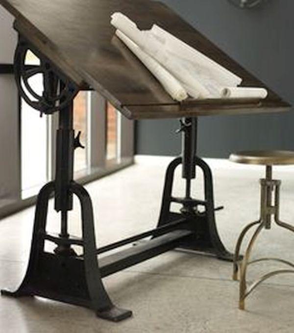 Architects Crank Table