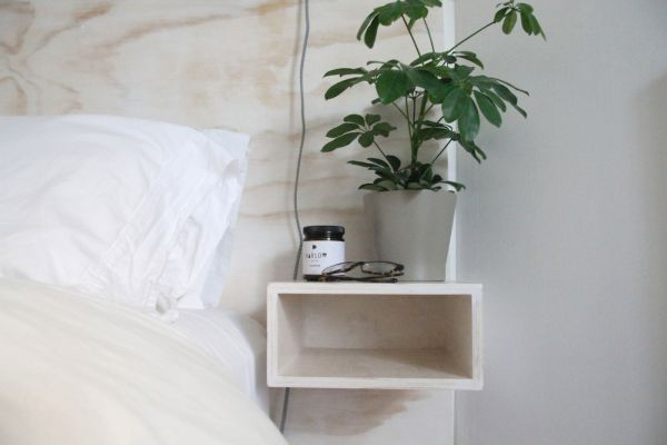 Bedhead and Bedside Unit