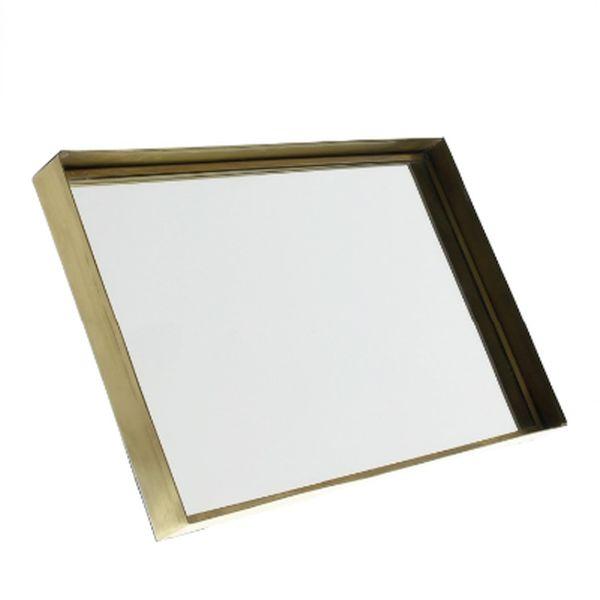 Brass Mirror Frames