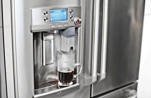GE's Cage Series Refrigerators
