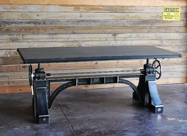 IndustriaLux Crank Table