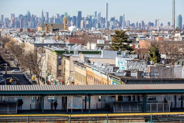 Kensington in Brooklyn
